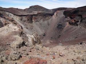 Fuji_crater
